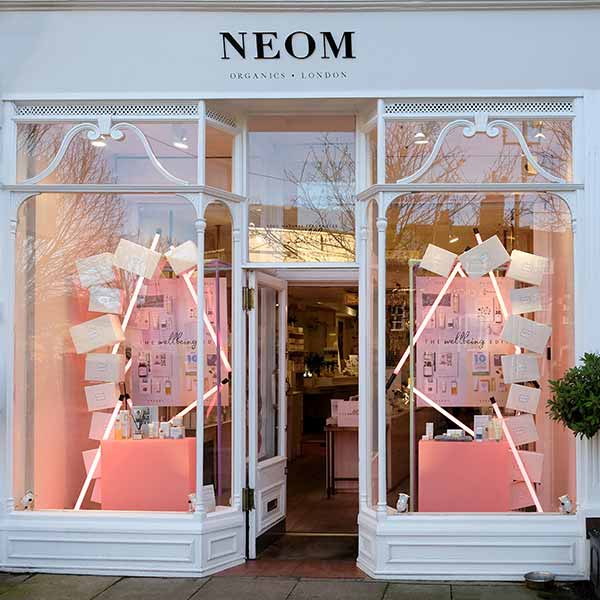 window display agency London